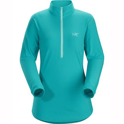 Arc'teryx Delta LT Zip Neck - Women's