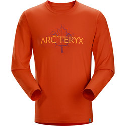 Arc'teryx Maple Long Sleeved T-Shirt - Mens