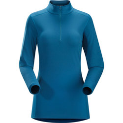 Arc'teryx Phase AR Zip Neck L/S - Womens