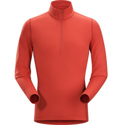 Arcteryx Phase AR Zip Neck LS