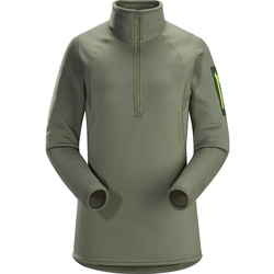 Arc'teryx Rho AR Zip Neck Jacket - Women's