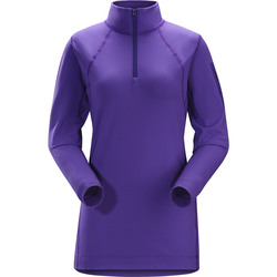 Arcteryx Rho Lt Zip Neck Womens