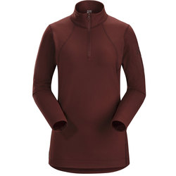 Arc'teryx Rho Lt Zip Neck Womens