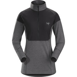 Arc'teryx Taema Zip Neck Shirt LS - Women's