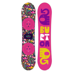 Burton Chicklet Snowboard - Girls' 2018