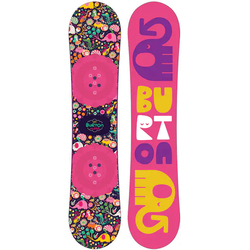 Burton Chicklet Snowboard - Girls' 2019