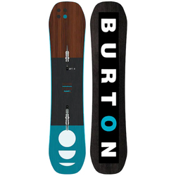 Burton Custom Smalls Snowboard - Kid's