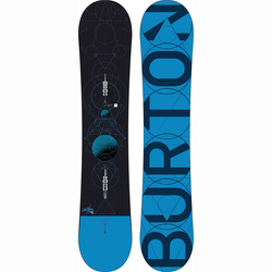 Burton Custom Smalls Snowboard - Kid's 2018