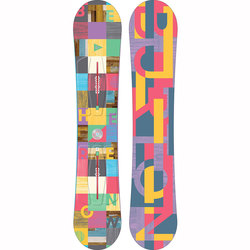 Burton Feather Snowboard - Women's 2017