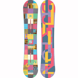 Burton Feather Snowboard - Women's