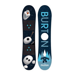 Burton Frozen Olaf Snowboard - Youth