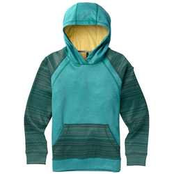 Burton Girl's Crown Bonded Pullover Hoodie - Kid's