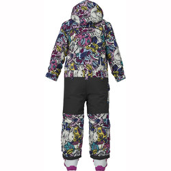 Burton Mini Shred Illusion One Piece - Girl's