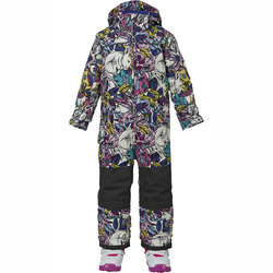 Burton Minishred Illusion One Piece - Girl's