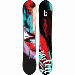 Burton Lip-Stick Snowboard - Women's 2018