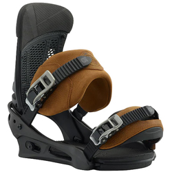 Burton Malativa Leather Re:Flex Snowboard Bindings - Men's 2019