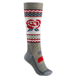 Burton Performance + Midweight Snowboard Sock - Women's