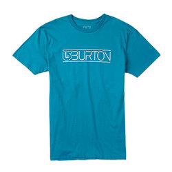 Burton Warned Type S/S Slim Fit T-Shirt