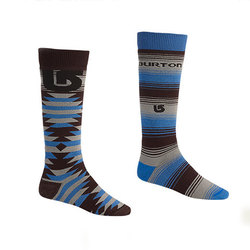 Burton Weekend Snowboard Socks 2 Pair