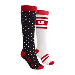 Burton Weekend Snowboard Socks Two-Pack - Women's