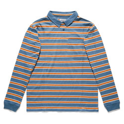 Banks Journal Drop Long Sleeve Polo