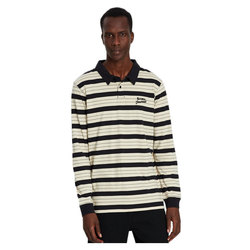 Banks Journal Highway Long Sleeve Polo