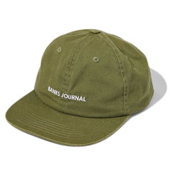 Banks Journal Label Hat