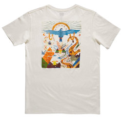 Banks Journal Mia Taninaka Sunshine Tee Shirt - Men's