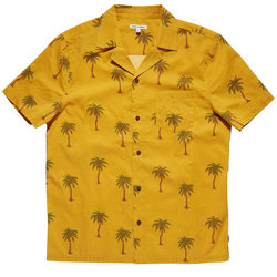Banks Journal Palm Dreams Woven Shirt - Men's