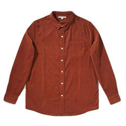 Banks Journal Roy Long Sleeve Woven Shirt