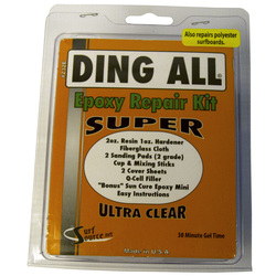 Block Surf Ding All Super Epoxy Repair Kit