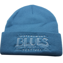 Waterfront Blues Festival Sportsman Beanie