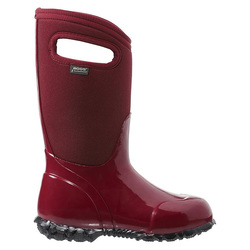 Bogs Durham Solid Insulated Rain Boots - Kid's