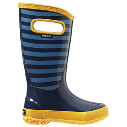 Bogs Rain Boots Stripes - Kid's