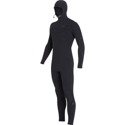 Billabong 4/3 Furnace Carbon Hooded Chestzip Wetsuit
