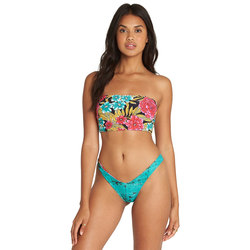 Billabong Above Love Bandeau Reversible Bikini Top - Women's