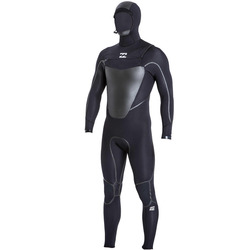 Billabong Absolute X Hooded 5/4MM Chest Zip Wetsuit