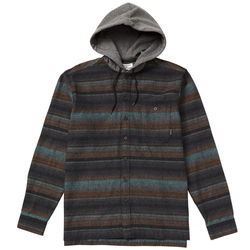 Billabong Baja Hooded Flannel Shirt - Men's