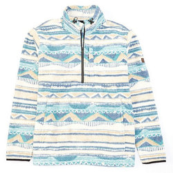 Billabong Boundary Mock Half Zip Pullover Fleece