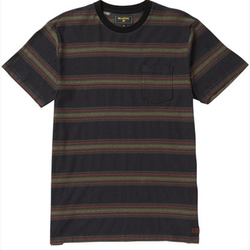 Billabong Chico Crew Striped T-Shirt - Men's