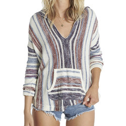 Billabong Island Baja Hooded Sweater - Women's