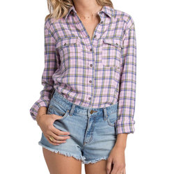 Billabong Sol Catcher Flannel Shirt - Women's
