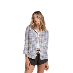 Billabong Sol Rider Flannel Top - Women's