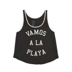 Billabong Vamos A La Playa Tank