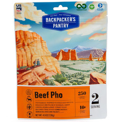 Backpacker's Pantry Beef Pho 2 Servings