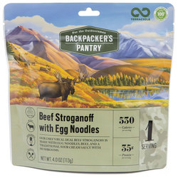 Backpackers Pantry Outdoorsman Beef Stroganoff