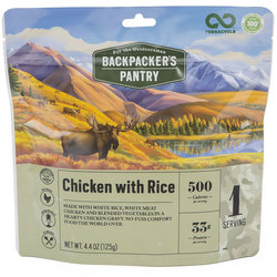 Backpackers Pantry Outdoorsman Chicken & Rice