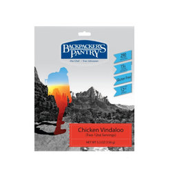Backpacker's Pantry Chicken Vindaloo