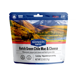 Backpacker's Pantry Hatch Chile Mac and Cheese