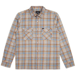 Brixton Archie Long Sleeve Flannel - Men's